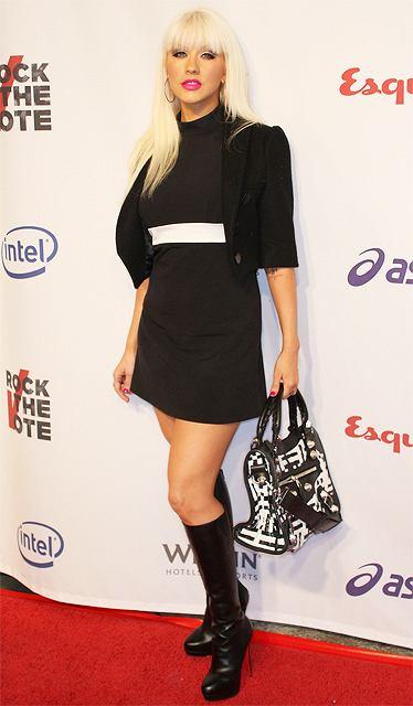Christina Aguilera fot. East News
