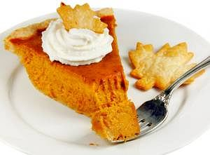Tarta dyniowa - pumpkin pie