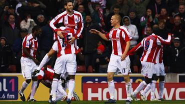 Piłkarze Stoke City