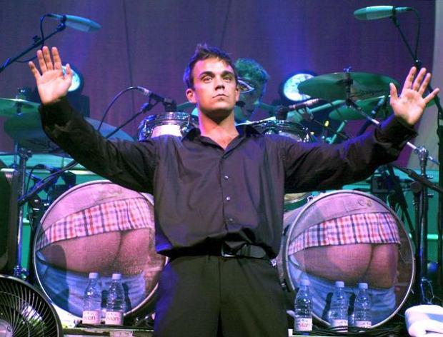Robbie Williams, fot. Axel Seidemann, AP