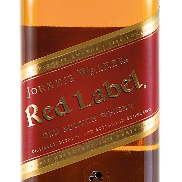 Wielki test whisky mieszanych: Johnnie Walker Red Label