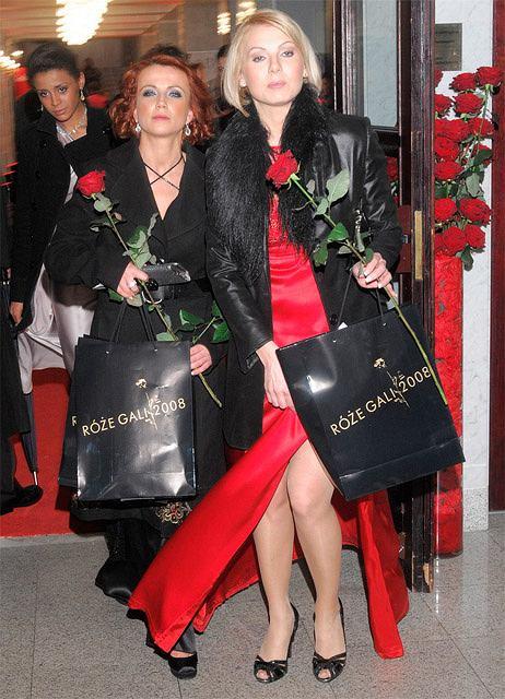 Róże Gali fot. MICHAL WARGIN/East News