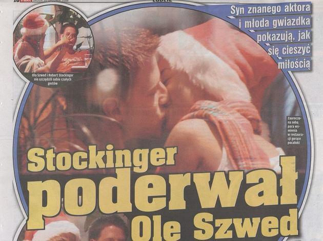 Ola Szwed, Fakt, 10.12.2008