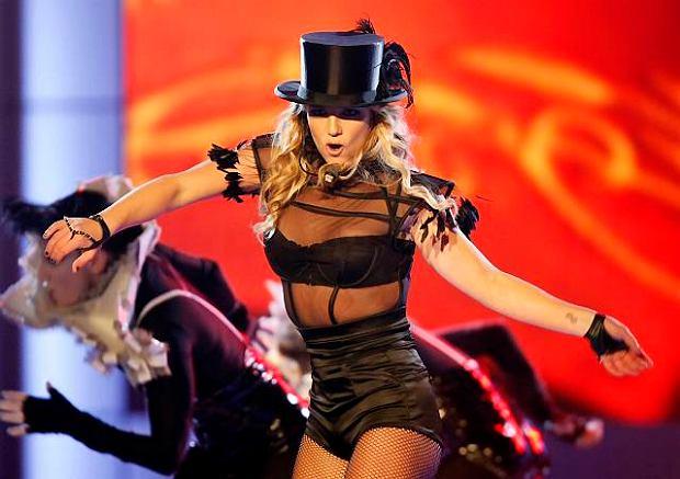 Britney Spears, Fot. Thomas Kienzle AP