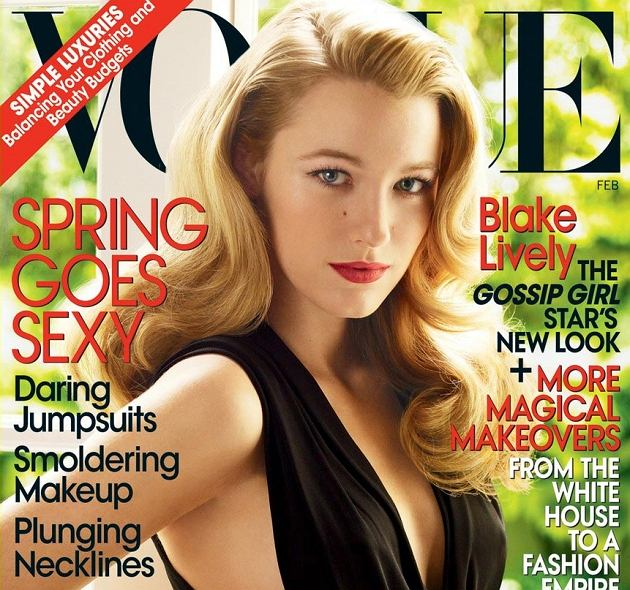 Blake Lively/Vogue