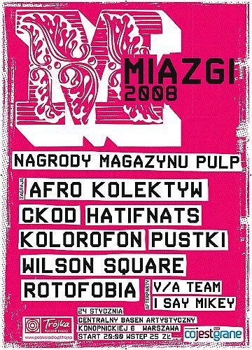 Miazgi 2009