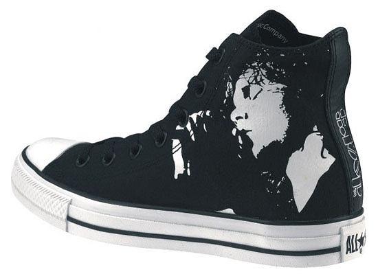 Converse dla The Doors i Black Sabbath