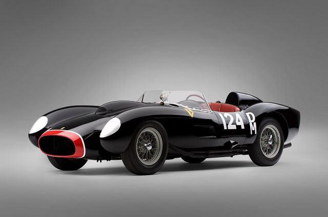 Ferrari 250 Testa Rossa z 1957 roku