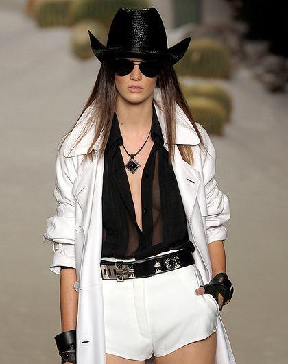 projekt: Hermes, ready to wear wiosna/lato2009