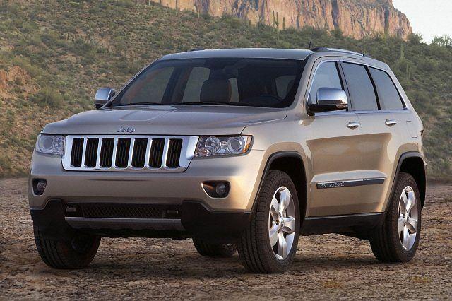 Jeep Grand Cherokee (2011)