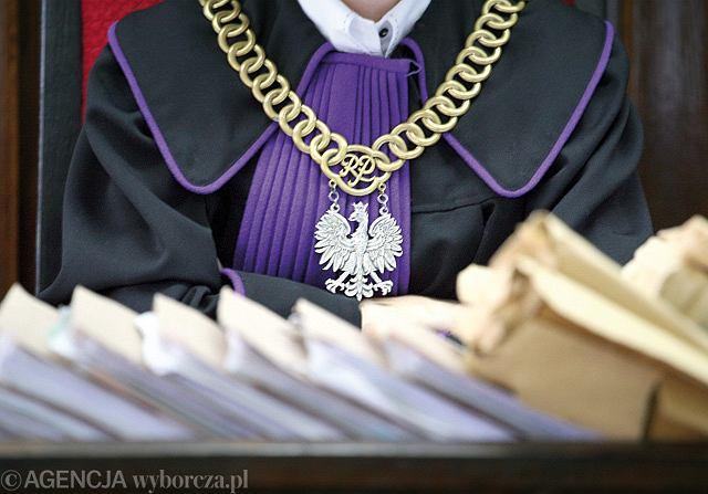 Sędzia warunkowo umorzył postępowanie wobec studentów.