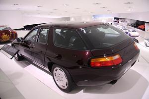 Tajemnice Muzeum Porsche