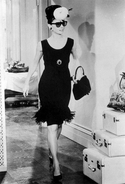 BREAKFAST AT TIFFANY'S, Audrey Hepburn, 1961 fot. East News