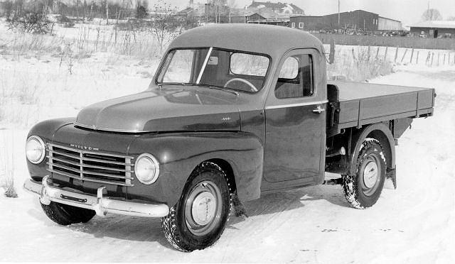 Volvo PV445 pickup