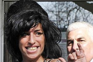 Amy z tatą