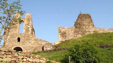 Ruiny zamku Potstejn