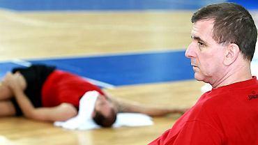 Trener Muli Katzurin
