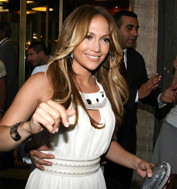 Jennifer Lopez fot. East News