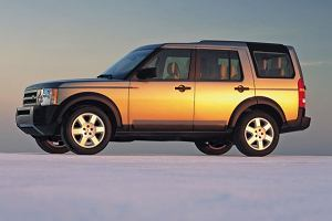 Land Rovery z lewą kratką?