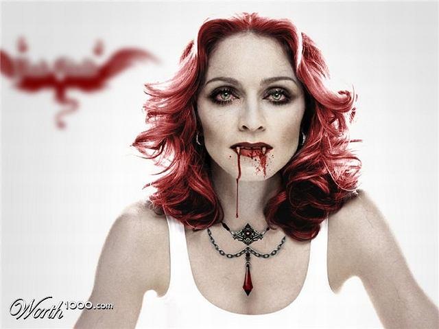 Kreatywni użytkownicy serwisu worth1000.com również poddali się modzie na wampiry. Na warsztat poszły gwiazdy i efekty pracy w Photoshopie możecie podziwiać w galerii, a więcej na stronie.