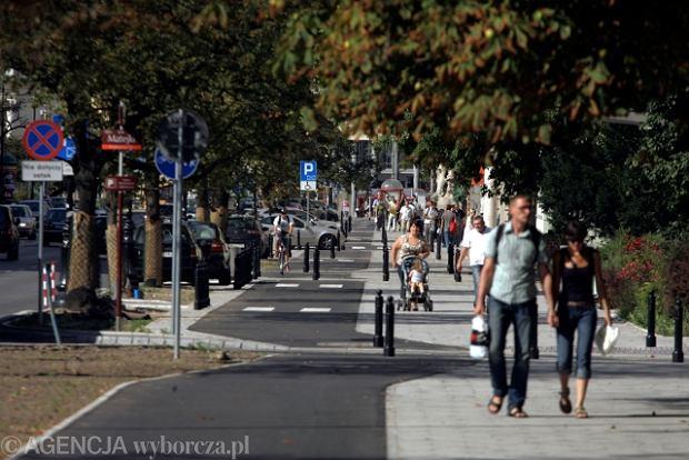 Mała wieś chce być jak Warszawa. Przynajmniej z nazw ulic