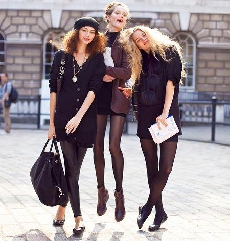 Premier Models: Claudia S, Keats i Ieva Laguna