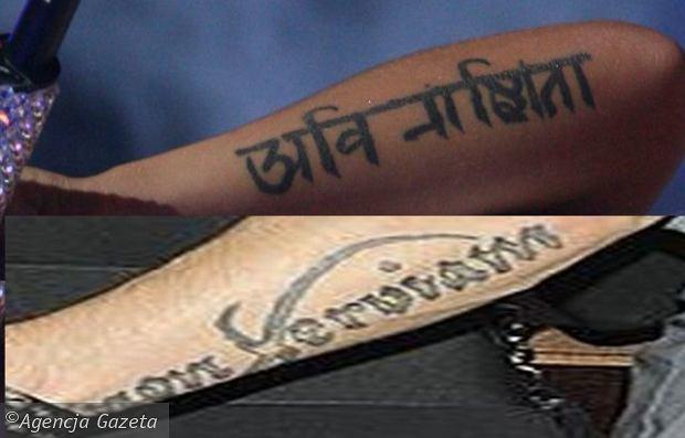 Tatuaże Dody I Nergala