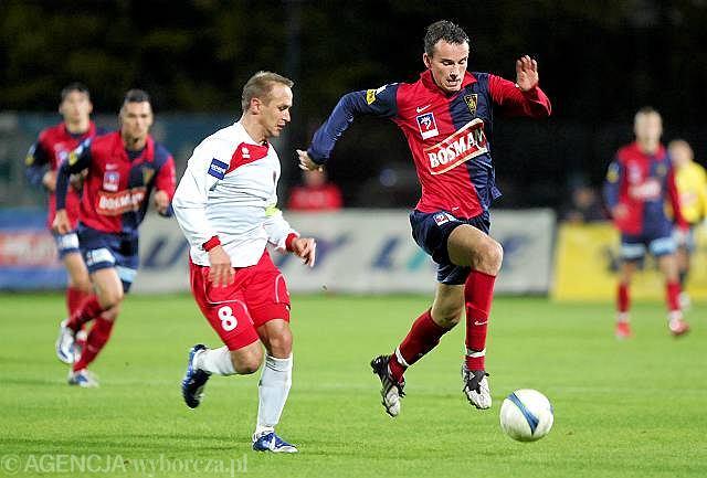 Pogoń Szczecin gra w I lidze