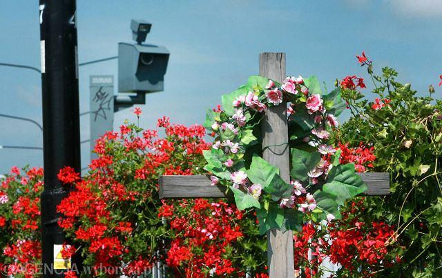 Fotoradary ustawiane są zazwyczaj w terenie zabudowanym, lub przed skrzyżowaniami - nie bez przyczyny