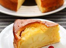 DOLCE DI MELE ALLA SAMBUCA (Szarlotka z jabłek z likierem Sambuca) - ugotuj