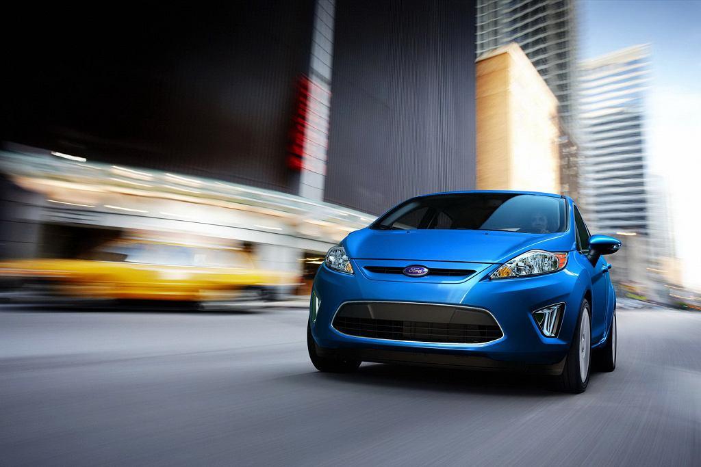 Ford Fiesta US-spec