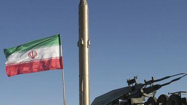 Irańska rakieta średniego zasięgu