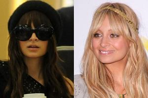 Nicole Richie wszyscy doskonale znamy jako blondynkę, którą była niemal od zawsze. Duże było więc zaskoczenie, gdy gwiazda nagle pojawiła się na zakupach z ciemnymi włosami. Wygląda teraz zupełnie inaczej. Lepiej? Zobaczcie fotki i oceńcie sami, który kolor włosów bardziej pasuje do Nicole.