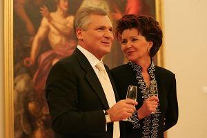 Jolanta Kwaśniewska i Aleksander Kwaśniewski/AG