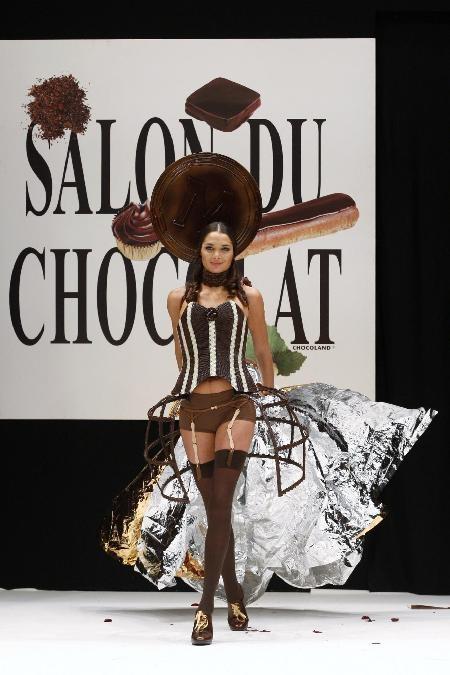 Salon du Chocolat Szaghaj