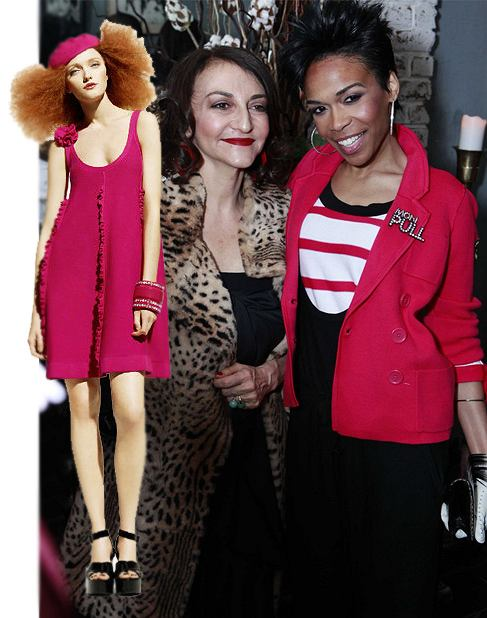 Sonia Rykiel dla H&M Nathalie Rykiel, Michelle Williams