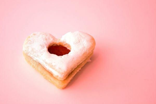 Słodki smak miłości