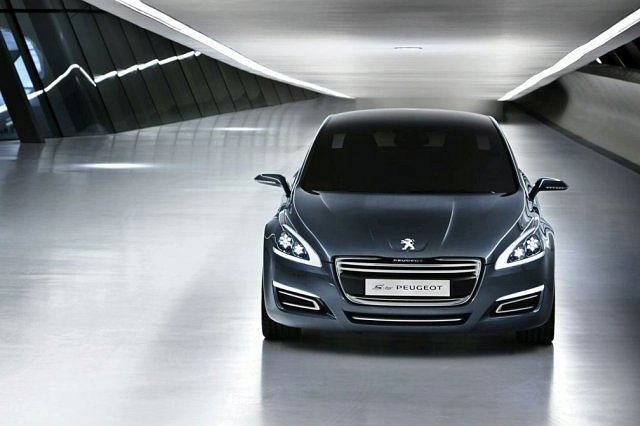 5 by Peugeot Concept