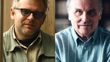 Artur Domosławski i Ryszard Kapuściński