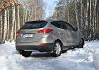 Hyundai ix35 - test   Za kierownicą