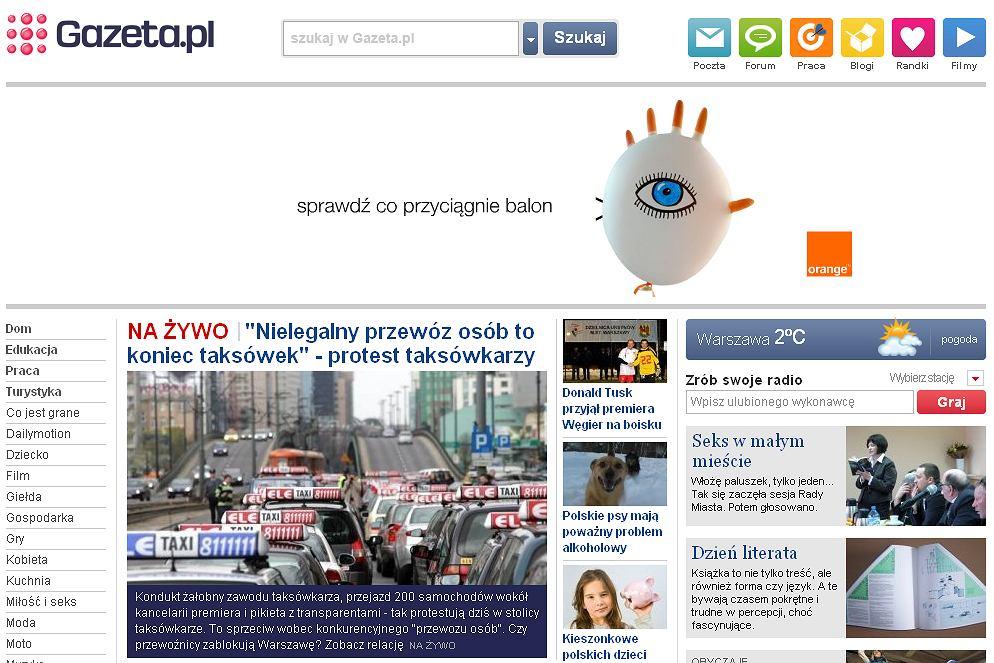 Gazeta.pl 2010