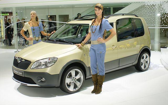 Liderem polskiego rynku nowych samochodów pozostaje Skoda