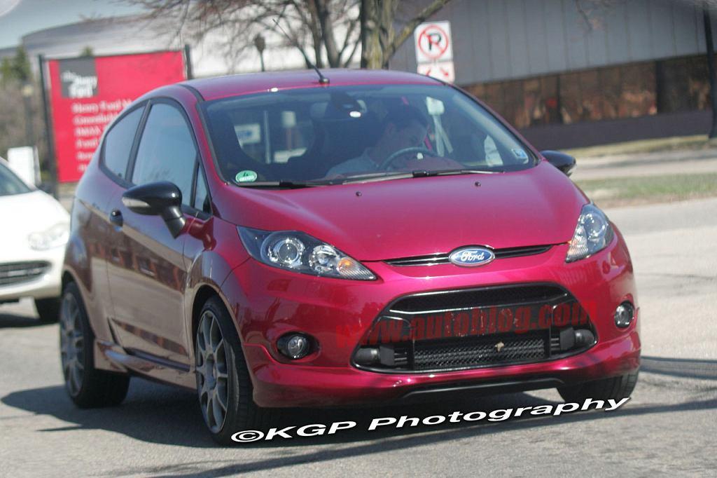 Ford Fiesta EcoBoost