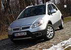 Fiat Sedici - test   Za kierownicą