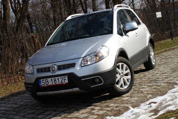 Fiat Sedici - test | Za kierownicą