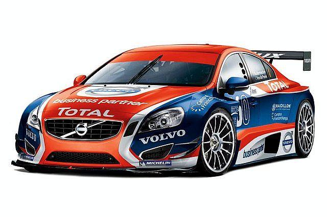 Volvo S60 Racing