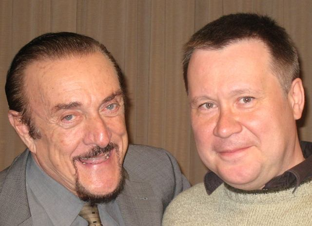 Philip Zimbardo i Grzegorz Chlasta w Warszawie