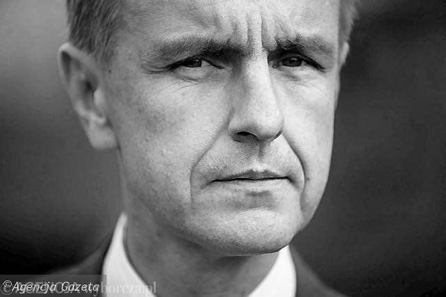 Min. obrony Bogdan Klich