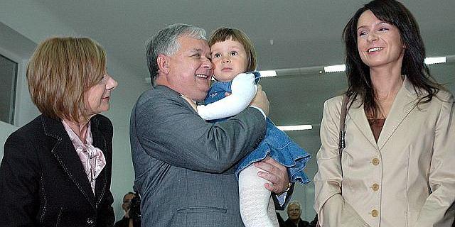 Marta Kaczyńska pokazała wzruszające zdjęcie z tatą. Internauci: Łza się kręci i w gardle ściska