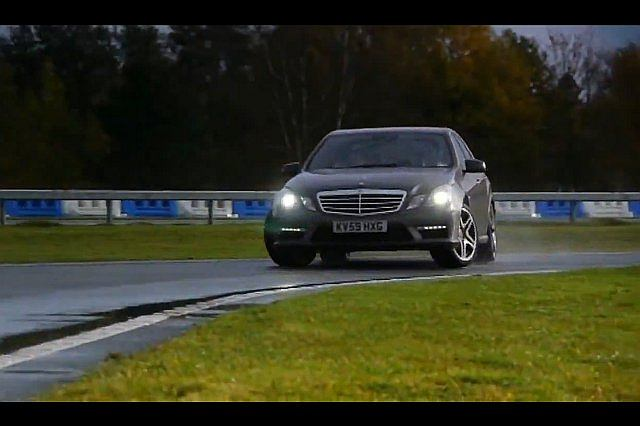 Mercedes E klasa AMG